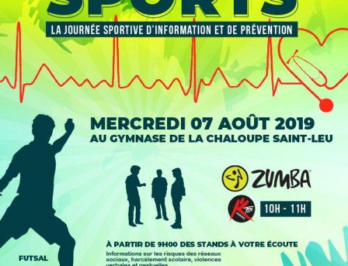 Trophée Santé et Sport La Chaloupe – 7 août 2019