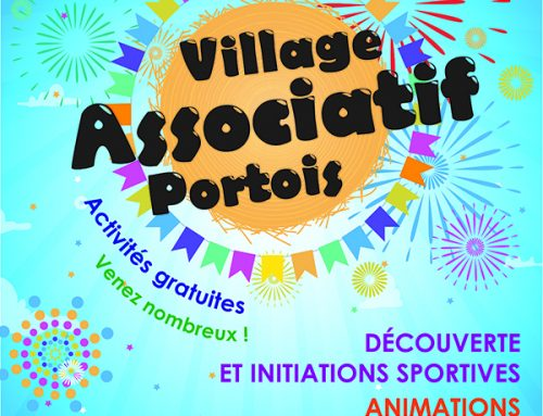 Village associatif Portois – 01/09/2019 au Parc Boisé au PORT