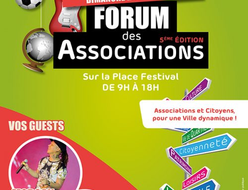 Forum des associations – 25 août 2019