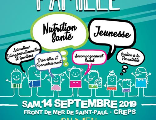 Forum de la Famille_Samedi 14/09/2019 à Saint-Paul